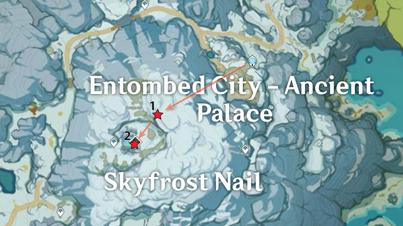 Skyfrost Nail Crimson Agate Locations