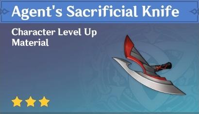 Agent's Sacrificial Knife