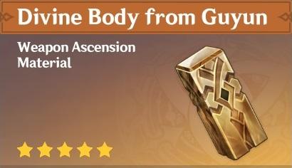 Divine Body from Guyun