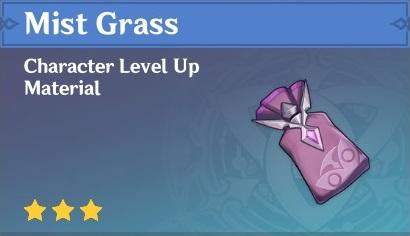 Mist Grass