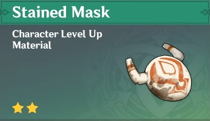 Stained Mask