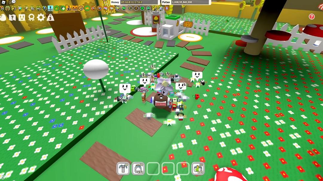 Swarm simulator codes roblox bee Roblox Pet
