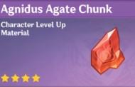 How To Get Agnidus Agate Chunk In Genshin Impact