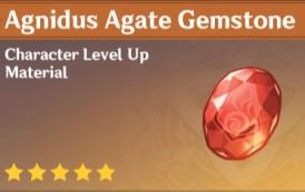 How To Get Agnidus Agate Gemstone In Genshin Impact