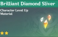 How To Get Brilliant Diamond Sliver In Genshin Impact