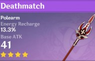 Deathmatch | Genshin Impact Weapons And How To Obtain
