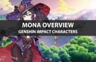Genshin Impact Mona Stats, Talent Upgrade, And Ascension Guide