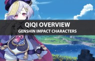 Genshin Impact Qiqi Stats, Talent Upgrade, And Ascension Guide