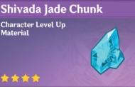 How To Get Shivada Jade Chunk In Genshin Impact