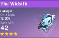 The Widsith | Genshin Impact Weapon Stats And Ascension Guide