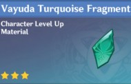 How To Get Vayuda Turquoise Fragment In Genshin Impact