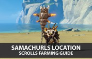 Samachurls Locations And Farming Guide In Genshin Impact