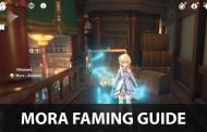 How To Farm Mora In Genshin Impact
