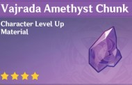 How To Get Vajrada Amethyst Chunk In Genshin Impact