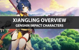 Genshin Impact Xiangling Stats, Talent Upgrade, And Ascension Guide