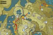 Daily Artifact EXP Farming Route Guide In Genshin Impact