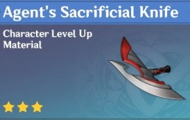 How To Get Agent's Sacrificial Knife In Genshin Impact