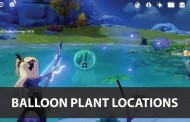 Complete Balloon Plant Locations In Genshin Impact