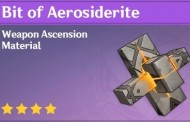 How To Get Bit of Aerosiderite In Genshin Impact