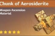How To Get Chunk of Aerosiderite In Genshin Impact