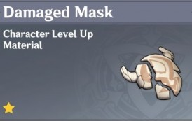 How To Get Damaged Mask In Genshin Impact