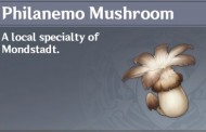 How To Get Philanemo Mushroom In Genshin Impact