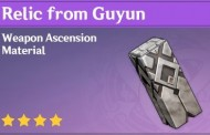 How To Get Relic from Guyun In Genshin Impact