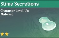 How To Get Slime Secretions In Genshin Impact