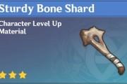 How To Get Sturdy Bone Shard In Genshin Impact