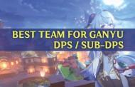 Best Ganyu Team Comp In Genshin Impact