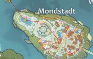 Mondstadt City Chests Location In Genshin Impact