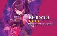 Beidou DPS And Support Build Guide In Genshin Impact