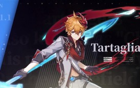 Tartaglia Stats, Talents, Ascension Materials, And Ranking