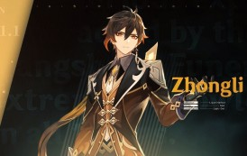 Zhongli Stats, Talents, Ascension Materials, And Ranking