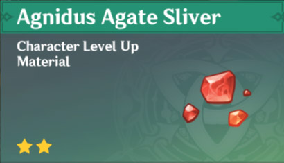 How To Get Agnidus Agate Sliver In Genshin Impact