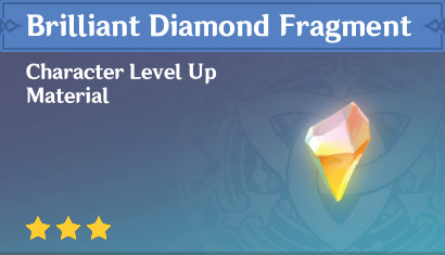 How To Get Brilliant Diamond Fragment In Genshin Impact