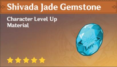 How To Get Shivada Jade Gemstone In Genshin Impact