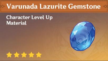 How To Get Varunada Lazurite Gemstone In Genshin Impact