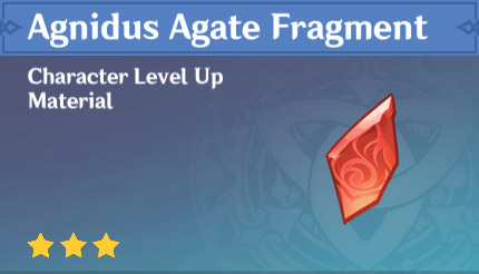 How To Get Agnidus Agate Fragment In Genshin Impact