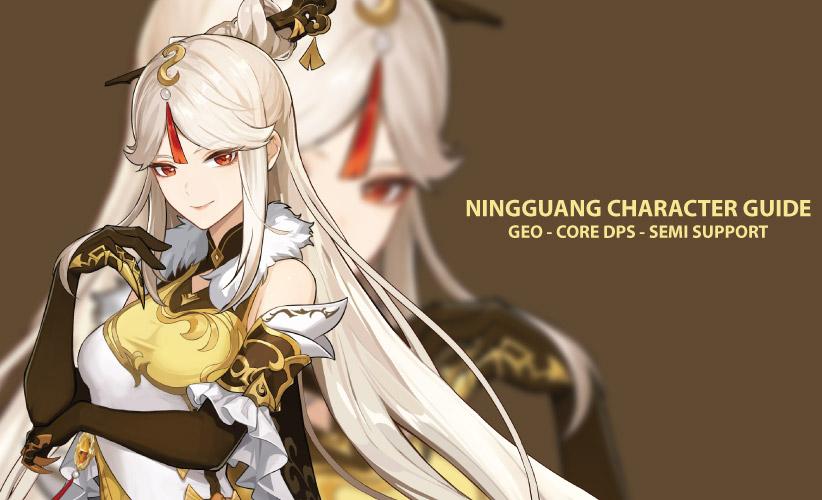 Ningguang Build, Combo, And Best Gear Setup Guide