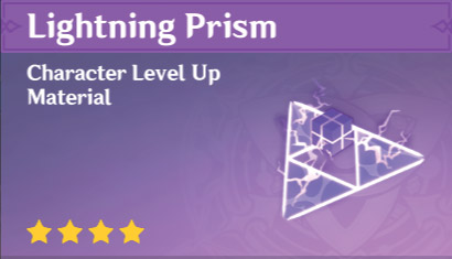 How To Get Lightning Prism In Genshin Impact