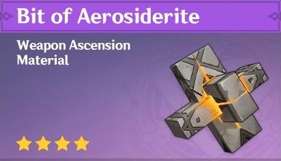 How To Get Bit of Aerosiderite In Genshin Impact