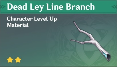 How To Get Dead Ley Line Branch In Genshin Impact