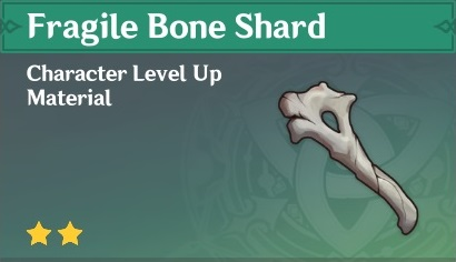 How To Get Fragile Bone Shard In Genshin Impact