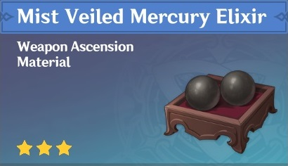 How To Get Mist Veiled Mercury Elixir In Genshin Impact
