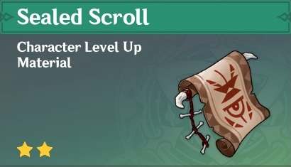 How To Get Sealed Scroll In Genshin Impact