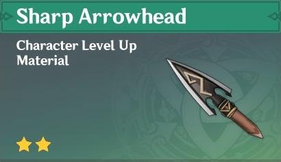 How To Get Sharp Arrowhead In Genshin Impact