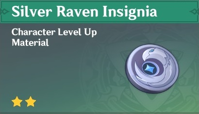 How To Get Silver Raven Insignia In Genshin Impact