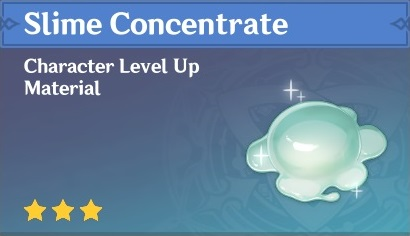 How To Get Slime Concentrate In Genshin Impact