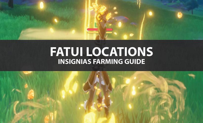 Fatui Locations And Farming Guide In Genshin Impact